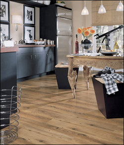 kitchen laminate floors